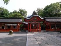 枚聞神社(ひらききじんじゃ)