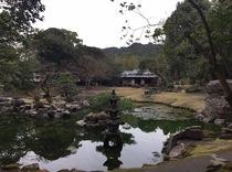 玉里邸庭園